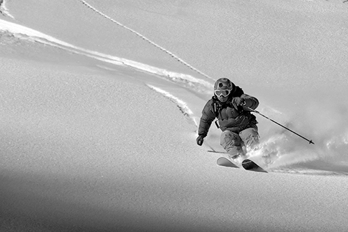 So you want to learn how to ski…?