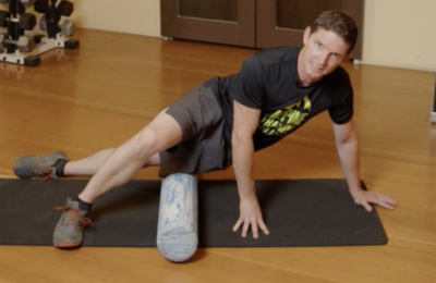 Foam Roller and Lax Ball Muscle Tune Up